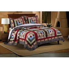 Colorado Lodge Quilt Set