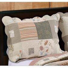 Helma Quilt Set King Pillow Sham