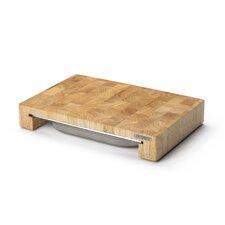 Schneidebrett 'Andreas' mit eine Schublade