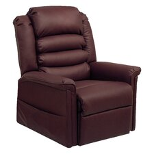 Invincible Pow'r Lift Full Lay-Out Chaise Recliner