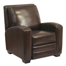 Avanti Multi-Position Bonded Leather Push Back Recliner
