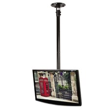 "System V S Tiltable Ceiling Mount for 23"" Flat Panel Screens"