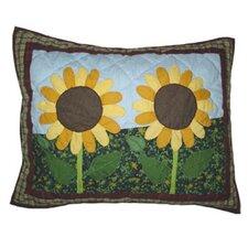 Sun Burst Pillow Sham