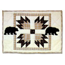 Bear's Paw Placemat (Set of 4)