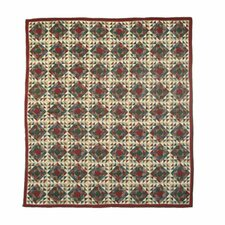 Amazingly Red Quilt