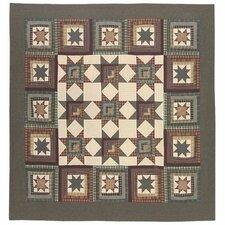 Cottage Star Cotton Shower Curtain