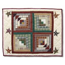 Woodland Star And Geese Pillow Sham