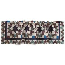 "Star Light 54"" Curtain Valance"