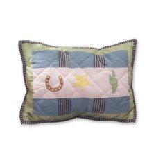 Lil Yeeehaw Cotton Boudoir/Breakfast Pillow