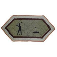 Golf Table Runner