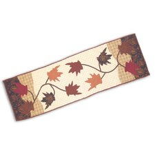 Autumn Leaves Table Runner