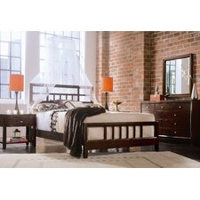 Tribecca Panel Customizable Bedroom Set
