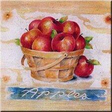 Tuftop Apple Basket Trivet