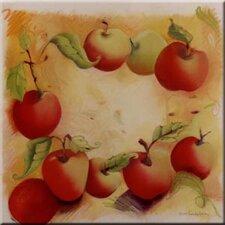 Tuftop Apples Trivet