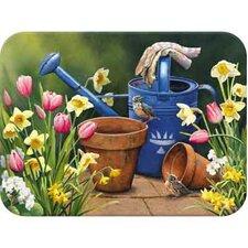 Tuftop Spring Garden Cutting Board