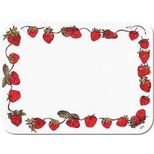Tuftop Strawberries Cutting Board