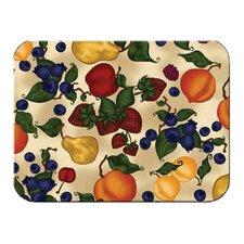 Tuftop Fruit Collage Cutting Board