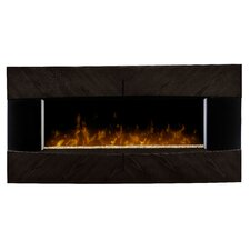 Waltz Wall Mount Electric Fireplace