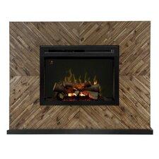 Harris Media Console Electric Fireplace