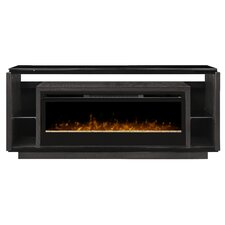 David Media Console Electric Fireplace