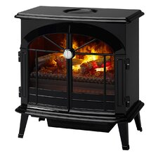 Stockbridge Opti-myst 400 Square Foot Electric Stove