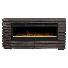 Elliot TV Stand with Electric Fireplace