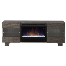 Max TV Stand with Electric Fireplace