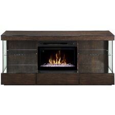 Camilla TV Stand with Electric Fireplace