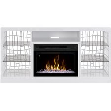 Charlotte TV Stand with Electric Fireplace