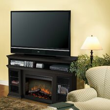 Bennett TV Stand with Electric Fireplace