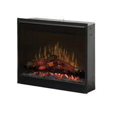 "Electraflame 26"" Self Trimming Electric Fireplace"