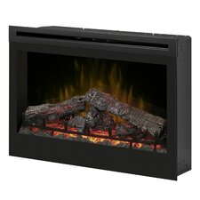 "Electraflame 33"" Self Trimming Electric Fireplace"