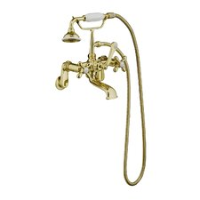 Tub Wall Mounted Filler with Elephant Spout