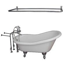 "60"" x 30"" Soaking Bathtub Kit"