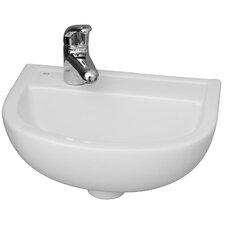"""15"""" Wall Hung Basin Bathroom Sink"""