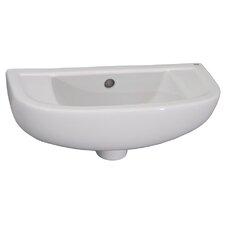 "18"" Slim Line Basin Bathroom Sink"