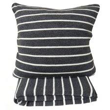 Devina Striped Pillow