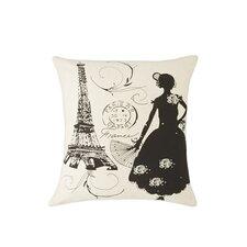 Toulouse Linen Decorative Cotton Throw Pillow
