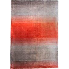 Grace Rouge Red Stripes Area Rug