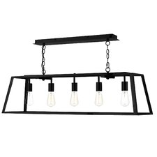 Academy 5 Light Kitchen Island Pendant