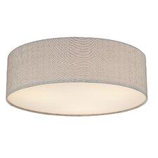 Paolo 3 Light Flush Light