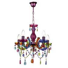 Souk 5 Light Mini Chandelier