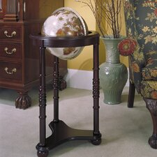 Lancaster Bronze Metallic World Globe