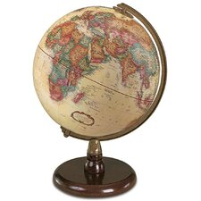 Quincy World Globe