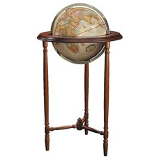 Saratoga Antique World Globe