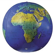 "27"" Inflate-A-Globes in Dark Blue"