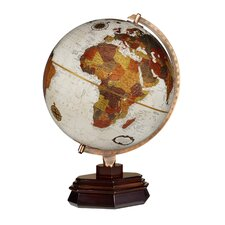 Frank Lloyd Wright Usonian Globe