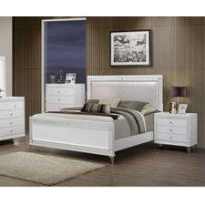 Catalina Panel Customizable Bedroom Set