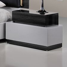 Lexi 2 Drawer Nightstand