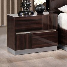 Tribeca 2 Drawer Nightstand